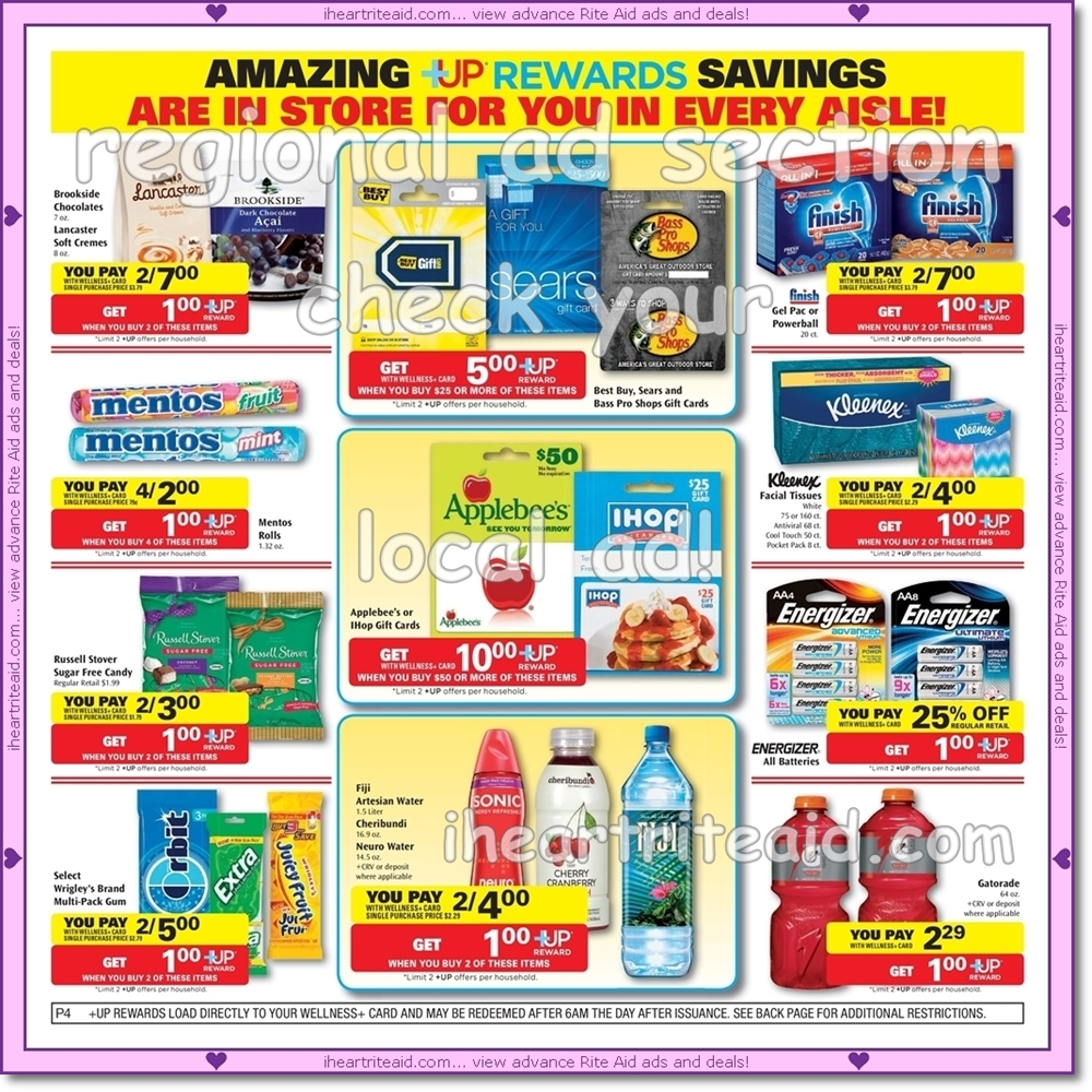 Coupon code for rite aid photo cards
