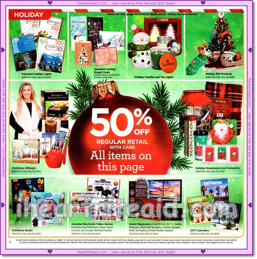 Great Rite Aid Ads Are The Sole Property Of Rite Aid. Iheartriteaid.com  Watermarks Are Not Added To Convey ... Photo