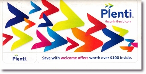I Heart Rite Aid Plenti Welcome Offers Coupon Book